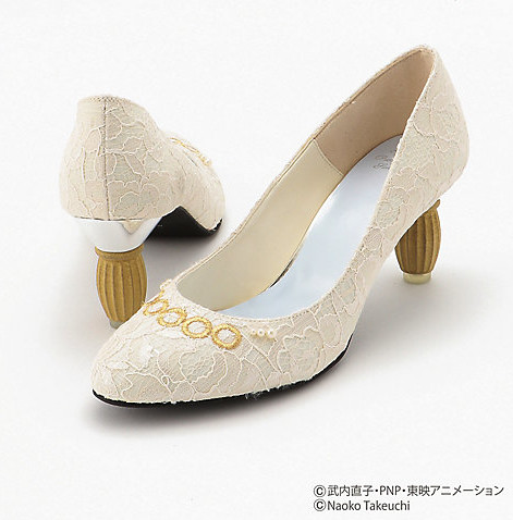 Tacones Sailor Moon Serenity