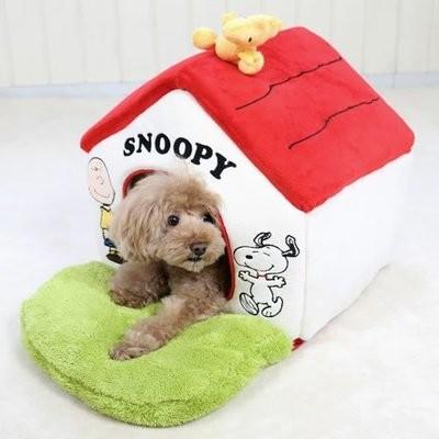 Cama Para Perro Snoopy