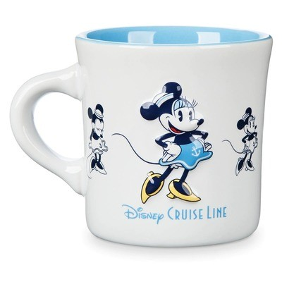 Taza Minnie Mouse Barco