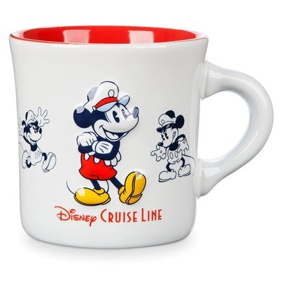 Taza Mickey Mouse Barco