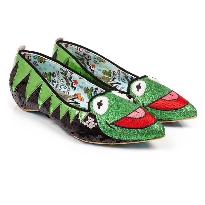 Zapatos Rana Rene Kermit