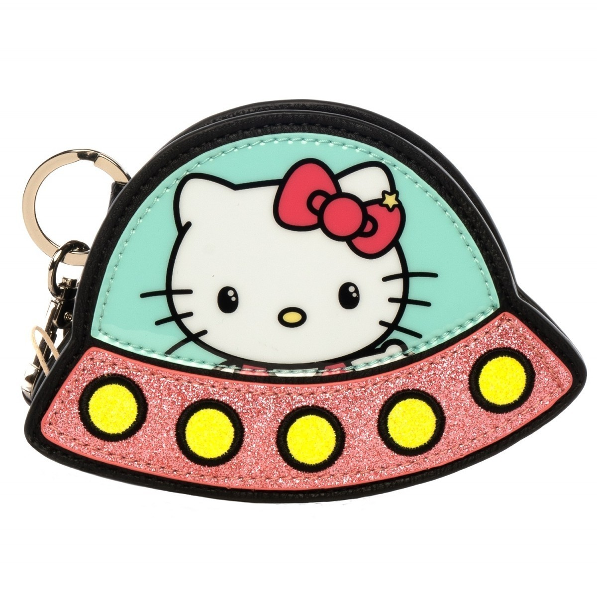 Cartera Monedero Hello Kitty Astronauta