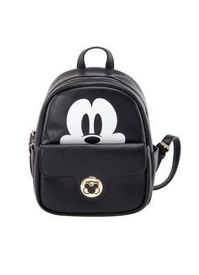 Mochila Mickey Mouse Negra