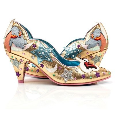 Tacones Dumbo Kawaii