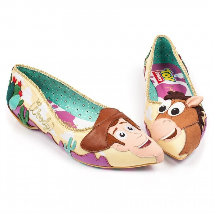 Zapatos Toy Story Woody