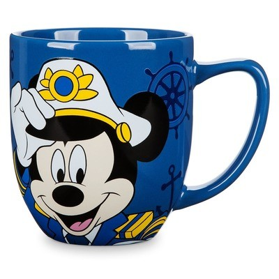 Taza Mickey Azul E00