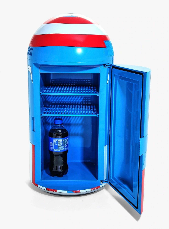 Mini Refri Capitan America