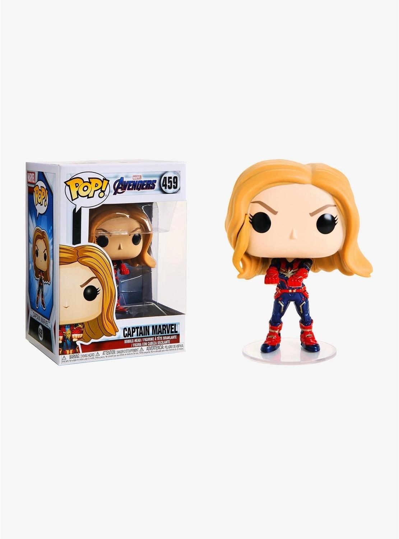 Figura POP 459 Capitan Marvel