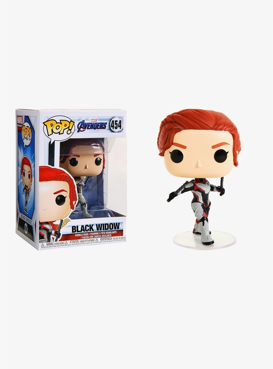 Figura POP 454 Black Widow