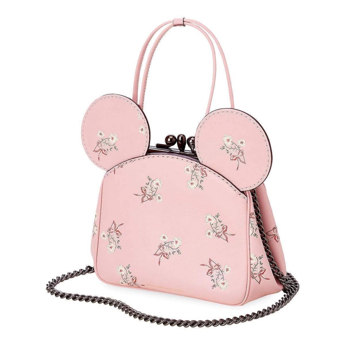Bolsa Minnie Mouse Rosa A00
