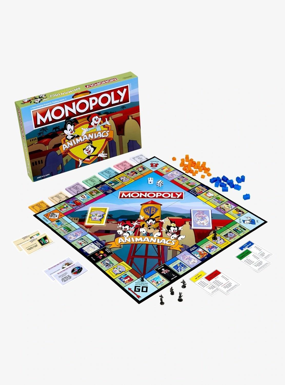 Monopoly Animaniacs