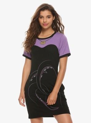 Vestido Disney Ursula