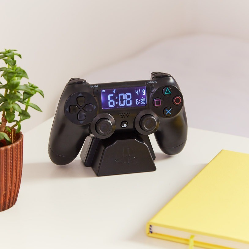Reloj Play Station Alarma