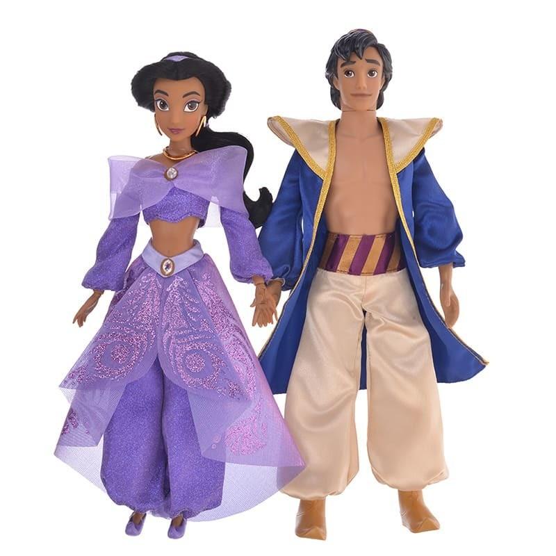 Muñeca Aladin y Jasmine Limitados