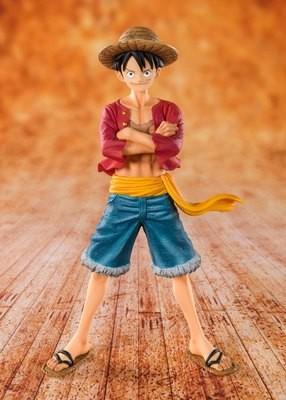 Figuarts ZERO ONE PIECE Luffy