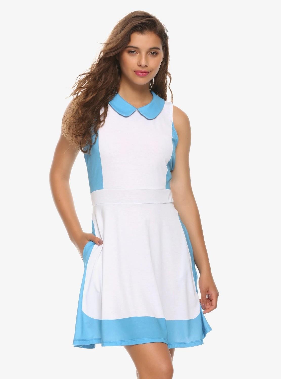 Cosplay Vestido Alicia