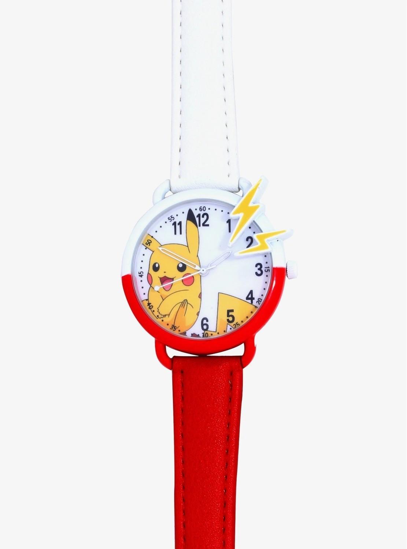 Reloj Pikachu
