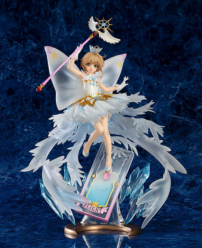 Figura Card Sakura Kinomoto Nuevo Mundo