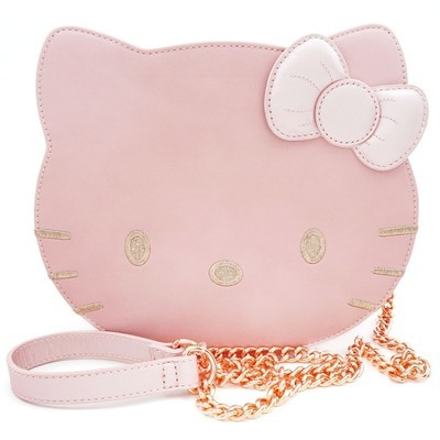 Bolsa Hello Kitty Rosa Clasica