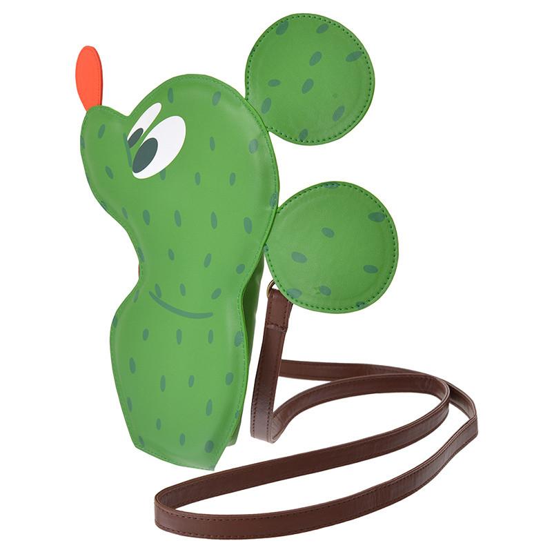 Bolsa Mickey Verde Nopal