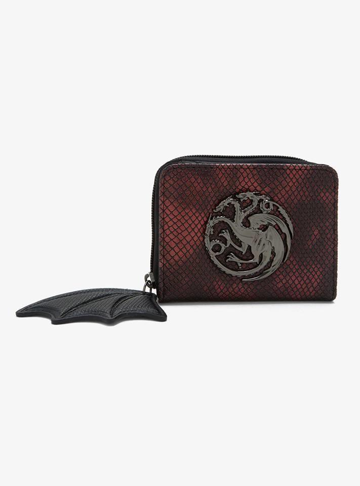 Cartera Dragon Targaryen