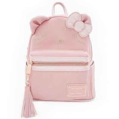 Mochila Hello Kitty Rosa Clasica