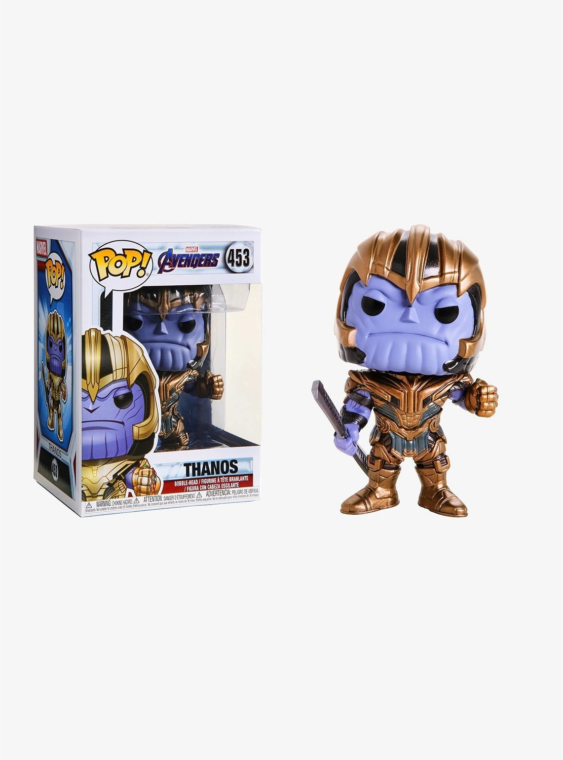 Figura POP Thanos Avengers 453