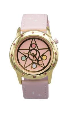 Reloj Sailor Moon Rosa Crystal
