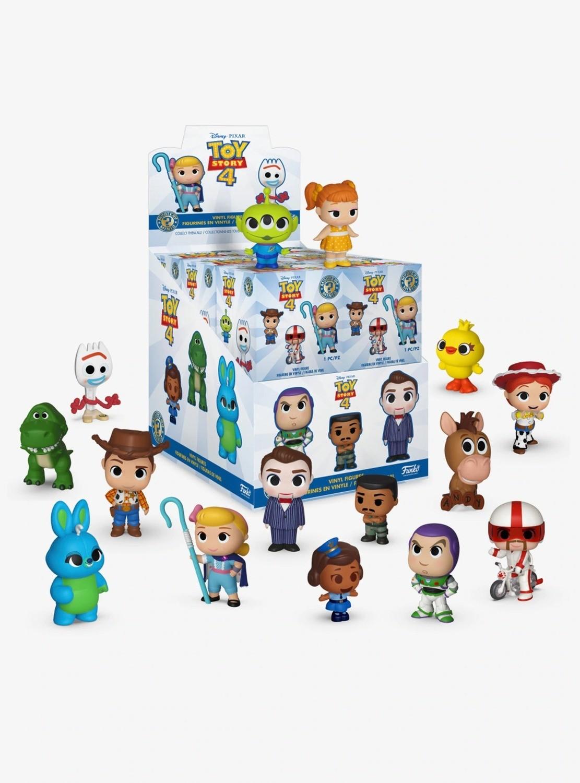 Figuritas Toy Story 4