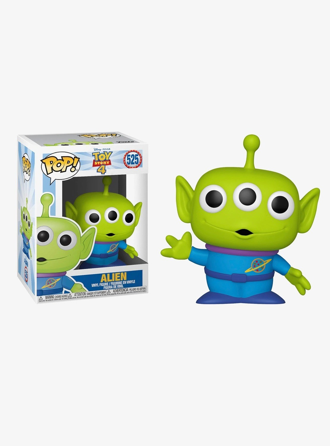 Figura POP 525 ALIEN