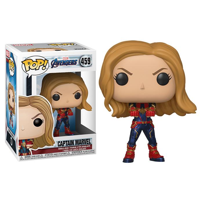 Figura POP 459 Captain Marvel