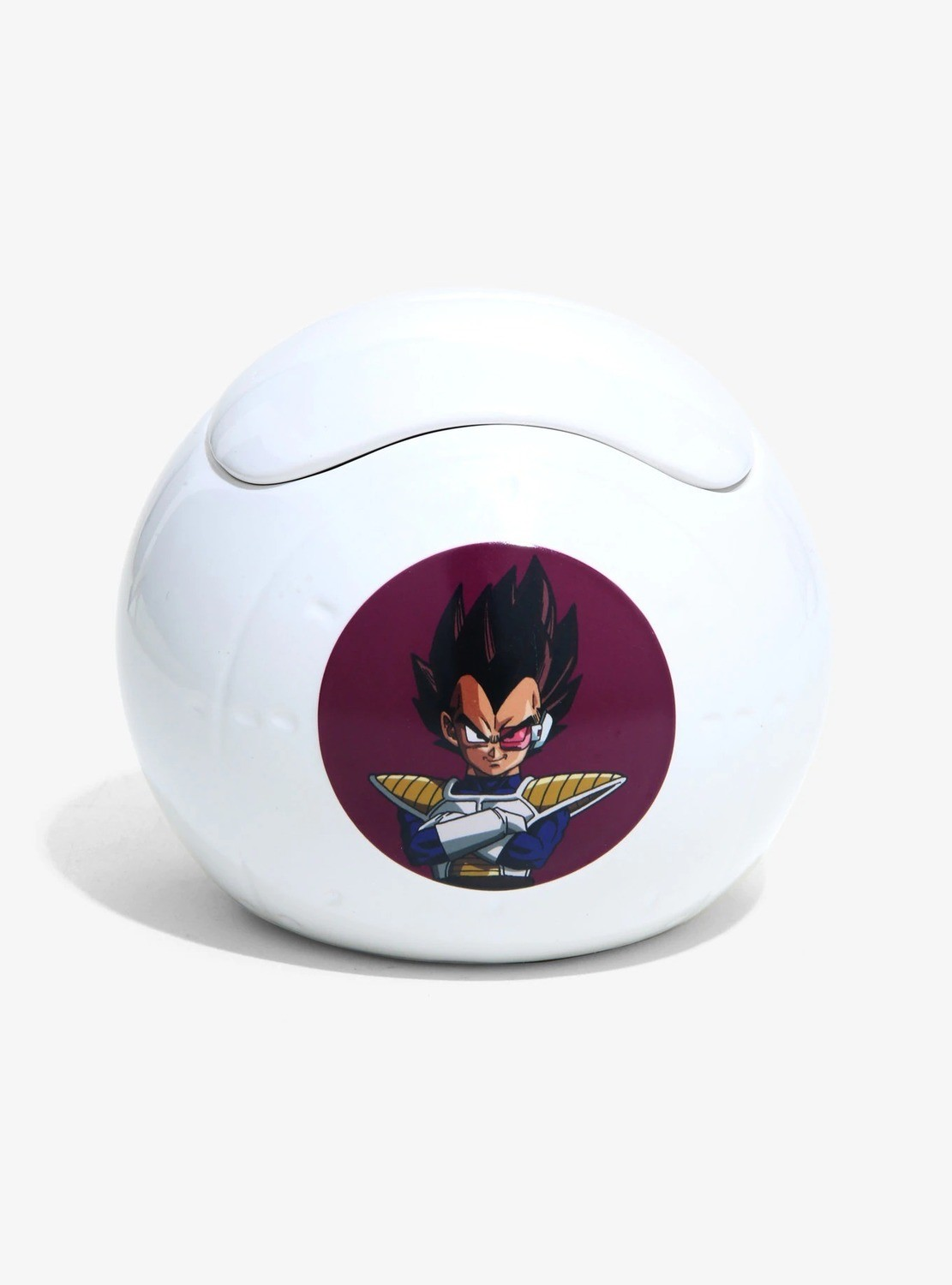 Taza Dragon Ball Vegeta Cambia Color