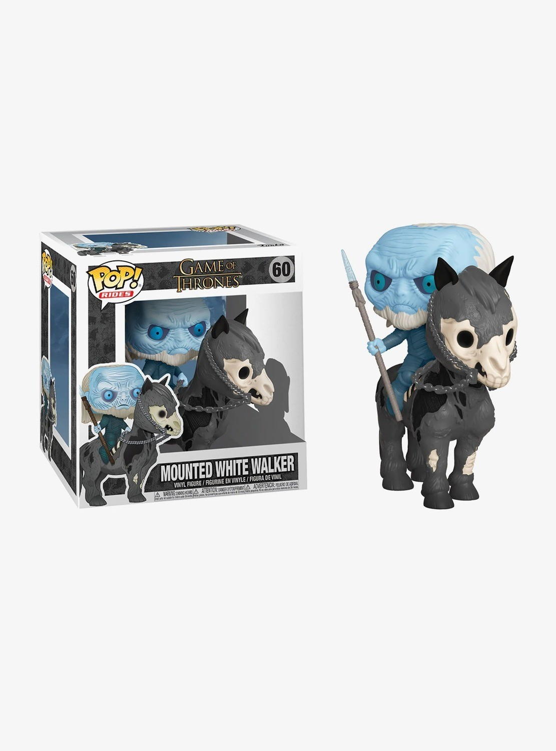 Figura POP WHITE WALKER