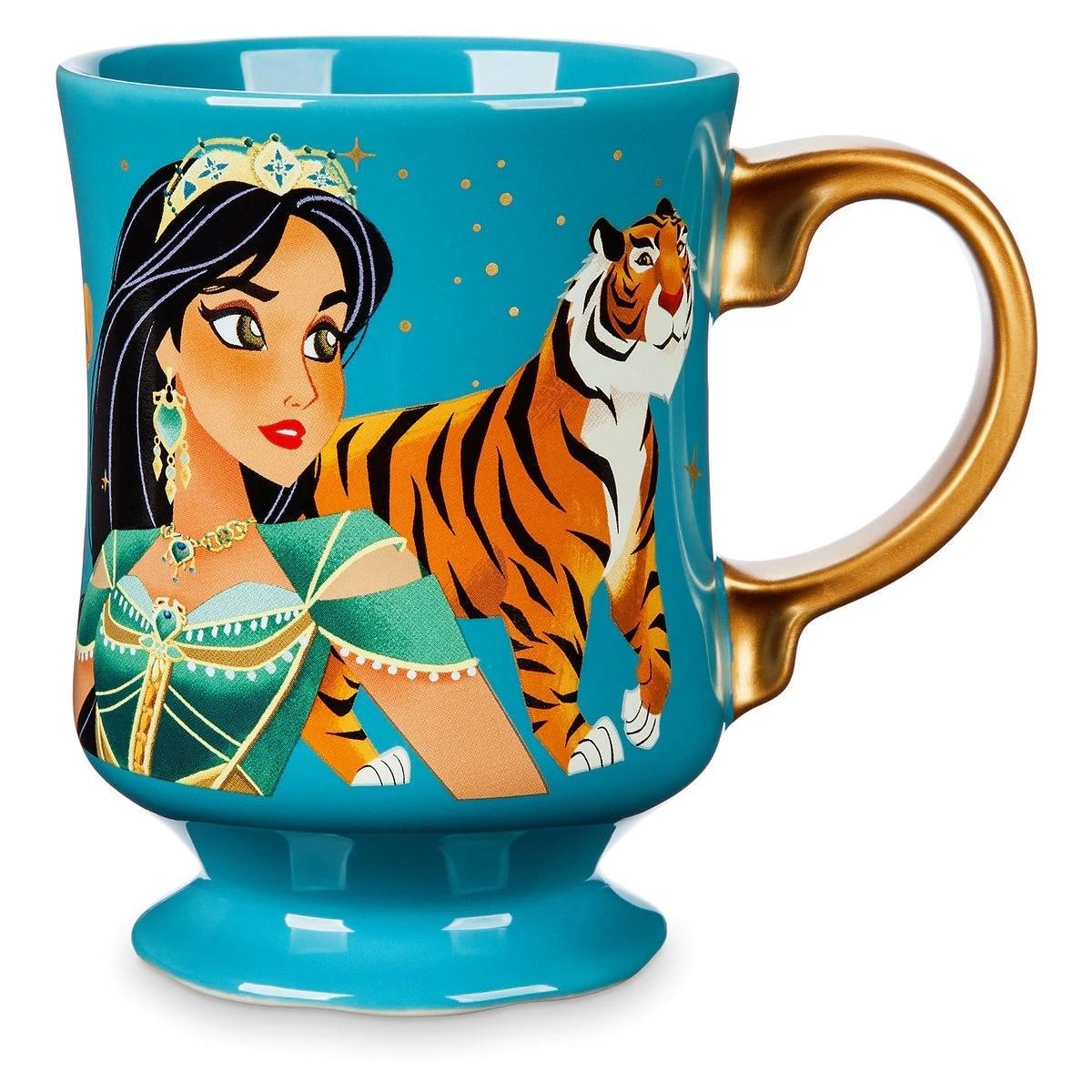 Taza Aladdin Princesa Jasmine