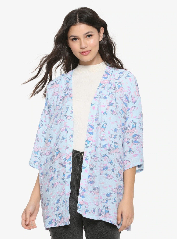 Kimono Pocahontas