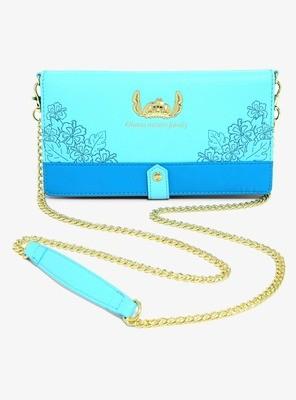 Bolsa Lilo & Stich Azul Ohana Ex