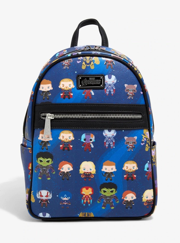 Bolsa Mochila Avengers M04