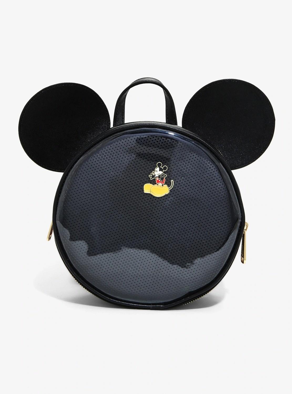 Bolsa Mochila Mickey Pin