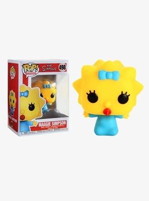 Figura POP Maggie Simpson