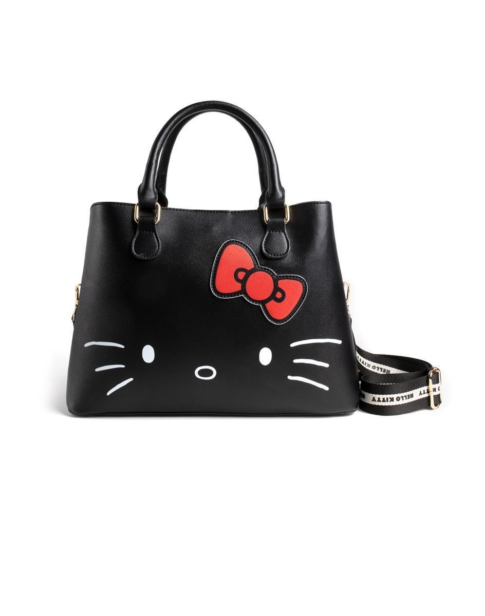 Bolsa Hello Kitty Negra Exclusiva