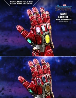 Guante Limitado IronMan Avengers EndGame