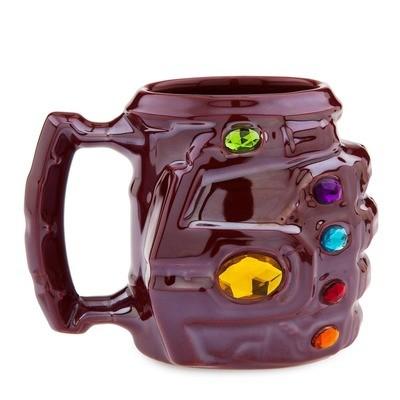 Taza Infinity Guante Marvel