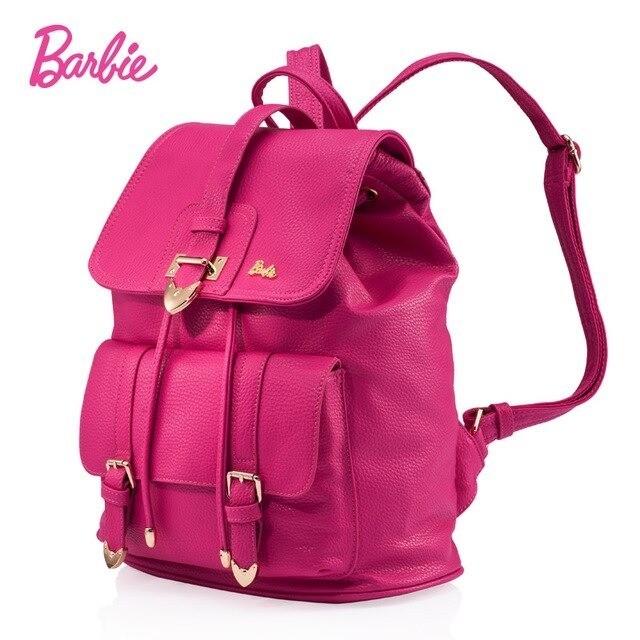 Bolsa Mochila Barbie Colores