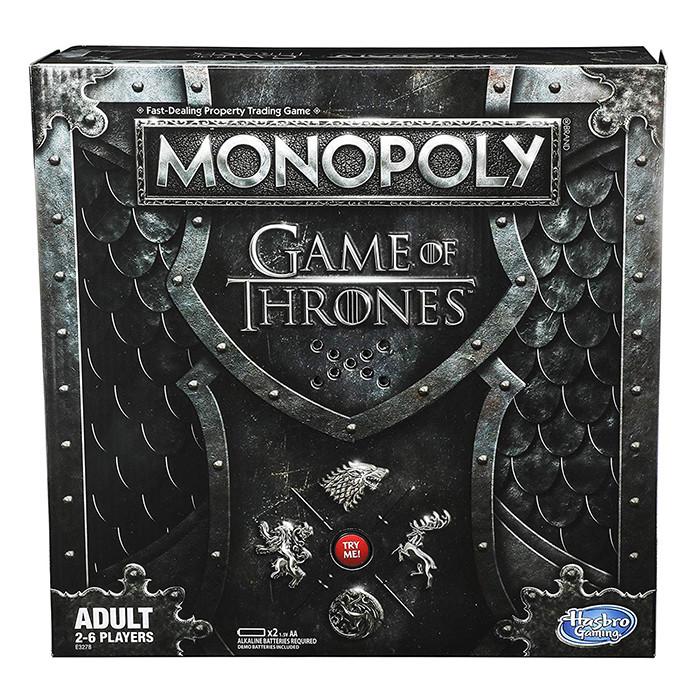 Monopoly Juego de Tronos Especial