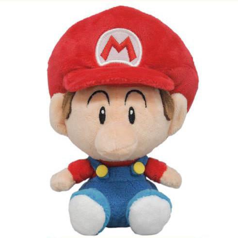 Peluche Nintendo Mario Bebes