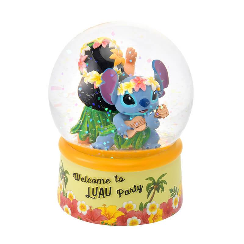 Esfera lilo y stitch LUAU