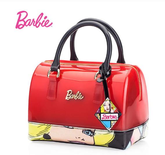 Bolsa Barbie Roja Clasico