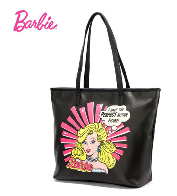 Bolsa Barbie Exclusiva Negra P00