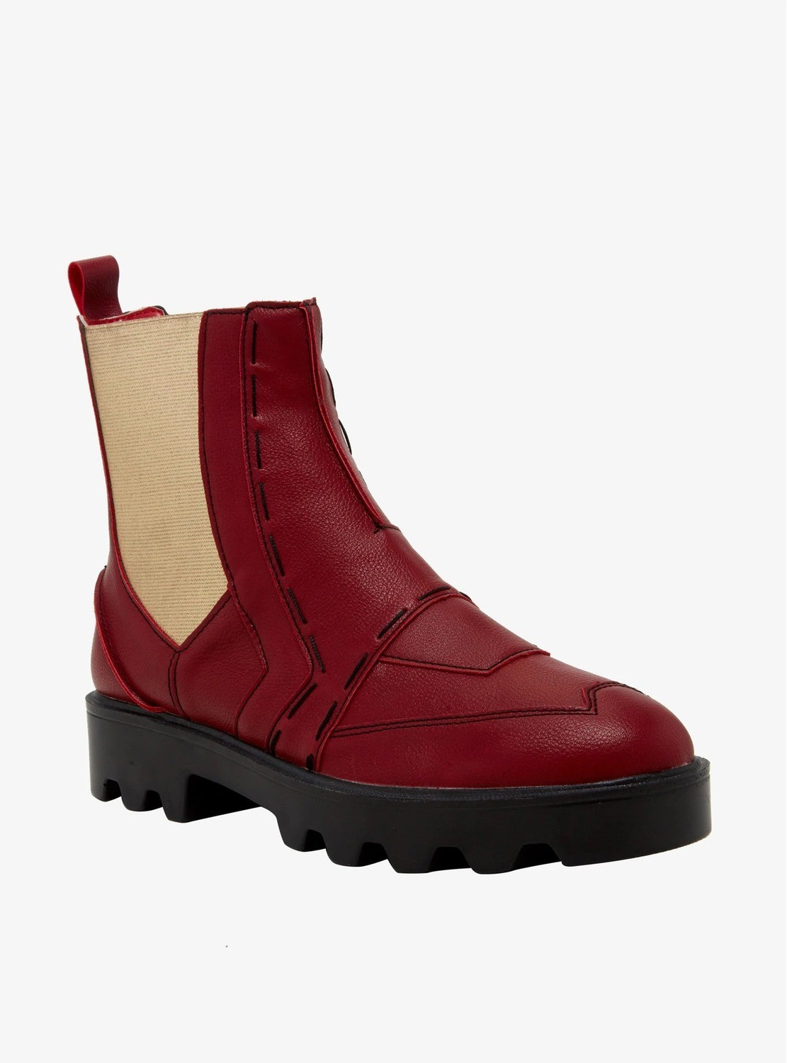 Botas Marvel Iron Man