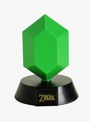 Lampara Zelda Rupee Verde